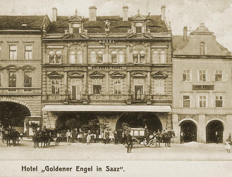 HOTEL GOLDENER ENGEL SAAZ